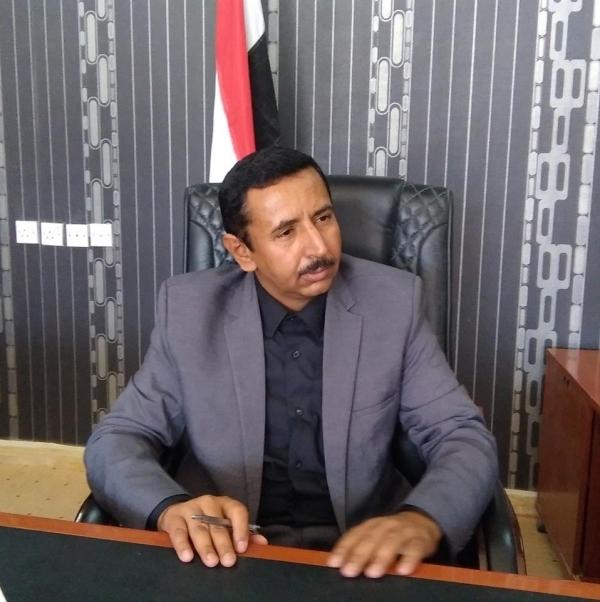 """""""محافظ شبوة"""" يدعو إلى إخلاء منشأة بلحاف من التواجد العسكري الإماراتي"""