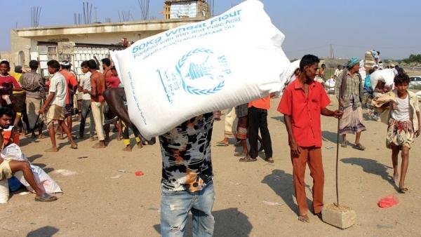 الأمم المتحدة تعلن تلقيها 54 بالمئة من التمويل الإنساني في اليمن للعام الجاري