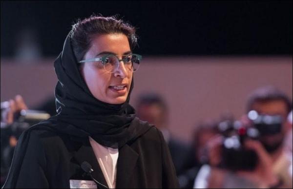 """وزيرة إماراتية تجهل تاريخ """"آيا صوفيا"""".. ونشطاء يسخرون منها"""