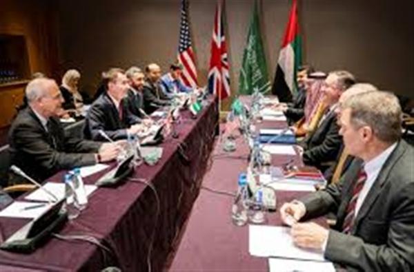 لمواجهة انهيار العملة.. الرباعية الدولية الخاصة باليمن تقول إنها ستتعاون مع الحكومة