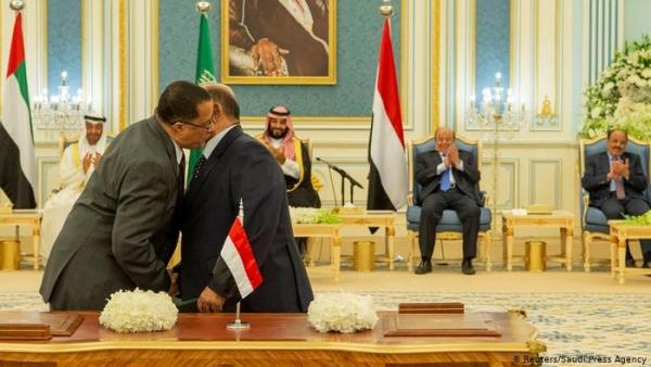 """مصدر رفيع: آلية تسريع """"اتفاق الرياض"""" فشلت في تشكيل حكومة جديدة"""