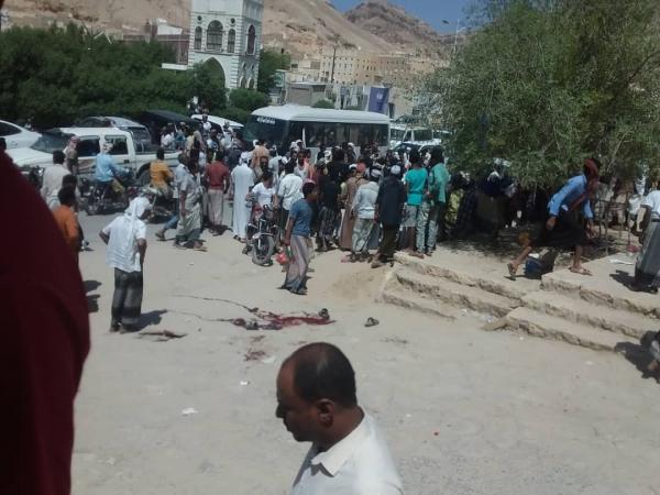 حضرموت: مقتل شخص وإصابة أخر نتيجة خلاف على علبة سجائر