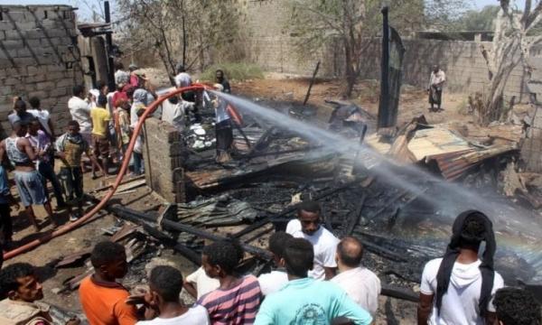 البعثة الأممية في الحديدة تدين قصف صالة أعراس في الحوك