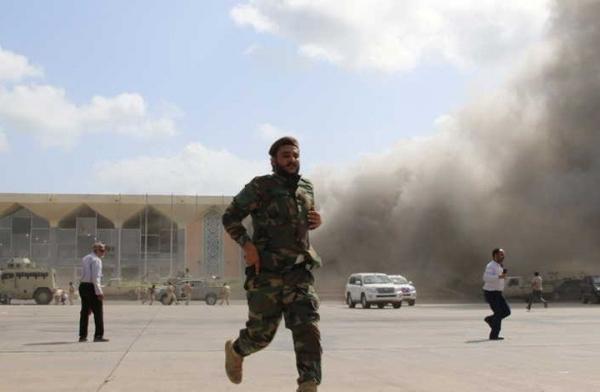 عودة الرحلات الجوية إلى مطار عدن اليوم