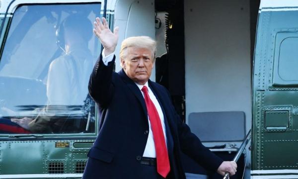 ترامب يغادر البيت الأبيض.. ماهي الرسالة الأخيرة التي تركها لبايدن؟