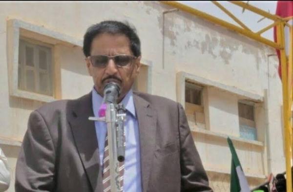 وفاة رئيس لجنة الاعتصام السلمي بالمهرة الشيخ عامر كلشات