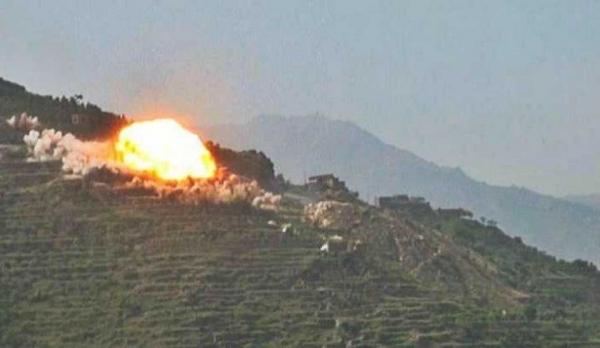 جماعة الحوثي: مقتل 3 مواطنين بقصف سعودي في صعدة
