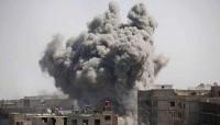مقتل عشرات المدنيين حرقا بأحد ملاجئ غوطة دمشق