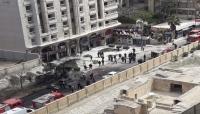 مصر : مقتل شرطي في إنفجار سيارة مفخخة في الاسكندرية