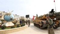 الجيش التركي يعلن سيطرته على كامل منطقة عفرين