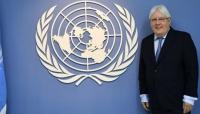 المبعوث الأممي إلى اليمن يصل إلى مسقط