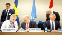 مؤتمر جنيف يجمع «2.01» مليار دولار مساعدات انسانية لليمن