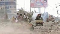 اشتباكات عنيفة بين مسلحين وسط مدينة تعز