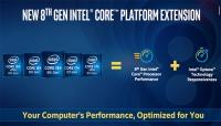 معالجات إنتل +Core i9 و +Core i7 من الجيل الثامن متوفرة للشراء.. لكن ما الذي يميزها؟