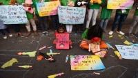 الهند : الآلاف يتظاهرون احتجاجا على اغتصاب ومقتل طفلة مسلمة