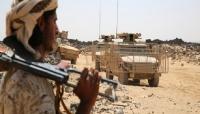تجدد المواجهات بجبهة ناطع في البيضاء وسط اليمن