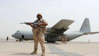 الأمارات ترسل طائرة عسكرية خامسة إلى سقطرى
