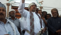 رئيس المجلس العام بن عفرار يصل الى المهرة وسط استقبال مهيب وكبير