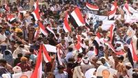عاجل | مظاهرات حاشدة في سقطرى تأييدا للحكومة الشرعية ورفضا للتواجد الإماراتي بالأرخبيل «صور»