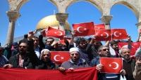 هآرتس: 3 دول عربية قلقة من زيادة النفوذ التركي في القدس