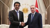 أمير قطر يعلن عن استثمار مباشر في تركيا بـ 15 مليار دولار
