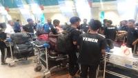 المنتخب اليمني للناشئين يصل العاصمة الماليزية للمشاركة في بطولة كأس آسيا