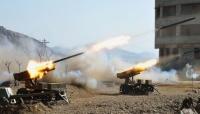 اعتراض صاروخين بالستيين في سماء مدينة مأرب