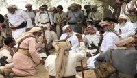 قبائل عبيدة تحاصر معسكرا للتحالف في مأرب بعد مقتل اثنين من أبنائها