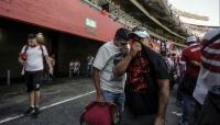 """تأجيل نهائي كأس """"ليبرتادوريس"""" عقب هجوم الجماهير على حافلة """"بوكا جونيورز"""""""