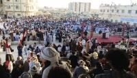 """""""أسر شهداء المهرة"""" تطالب بالقصاص من قتلة المتظاهرين في حادثة الأنفاق"""