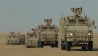 """""""القوات السعودية"""" تحاول اقتحام منطقة بلحاف في المهرة بالسلاح الثقيل"""