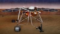 """ناسا تعلن هبوط المركبة الفضائية """"إنسايت"""" على سطح المريخ"""