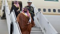 ولي عهد السعودية يقيم بمقر سفارة بلاده بالأرجنتين خشية الإحتجاجات والملاحقة