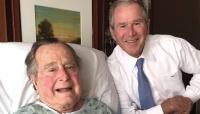 وفاة الرئيس الأمريكي الأسبق بوش عن 94 عامًا بعد صراع مع المرض
