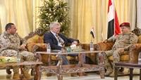 بريطانيا تجدد دعمها للشرعية اليمنية وضرورة التوصل إلى حل سلمي