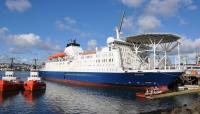 وكالة: سفينة سعودية تغادر ميناء إسبانيا محملة بمواد للمناسبات العسكرية