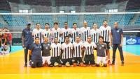 """فريق طائرة خيبل """"المهرة"""" يتأهل لدور الثمانية لبطولة الأندية العربية الـ (37) بتونس"""