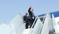 لإجراء فحوصات طبية..الرئيس هادي يغادر الرياض متوجها إلى أمريكا