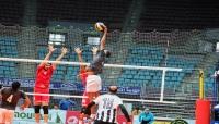 فريق خيبل المهرة يحقق فوزا مهما على السلام العماني في كرة الطائرة بتونس