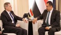 واشنطن: السلاح يجب أن يكون بيد الدولة ولا ندعم جماعات تسعى لتقسيم اليمن