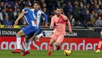 """ميسي يقود برشلونة لحسم ديربي """"كتالونيا"""" في الليغا"""" بثنائية نظيفة"""