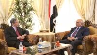 الصين تجدد تأكيدها الحرص على دعم واستقرار اليمن في كافة المجالات
