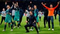 ثلاثية مورا تقصي اياكس وتضع توتنهام في نهائي دوري أبطال أوروبا
