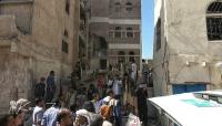 مقتل وإصابة 15 مواطن في غارة لطيران التحالف في حجة ..