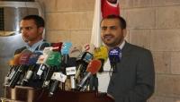 الناطق باسم الحوثيين: العمليات الأخيرة دفاعا عن النفس ومن أشعل النيران لن ينجو منها