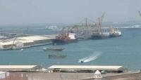 الحركة الاقتصادية تعود لميناء المعلا بعد ركود 4 سنوات
