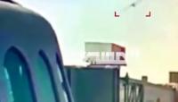 شاهد.. الحوثيون يبثون فيديو لاستهداف منشآت في مطار أبوظبي