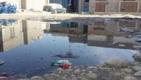 المهرة: شوارع الغيضة تغرق في المجاري والمواطنون يناشدون بالتدخل.. (صور)