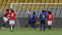 رأسية المحمدي تمنح مصر فوزا معنويا أمام تنزانيا