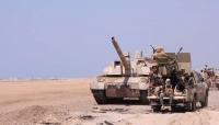 القوات الحكومية تسيطر على مواقع شمالي الضالع وسقوط عشرات القتلى من الحوثيين
